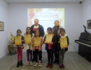 Наградени ученици от Общински конкурс