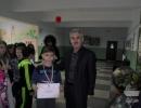Награждаване на ученици от 3 и 4 кл