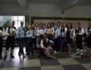 Ученици от ПГИ - Сливен в СУ